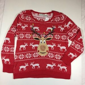 Sweaters - NWT Ugly Christmas Sweater
